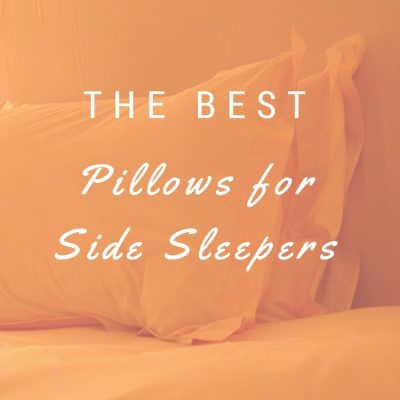 best pillows for side sleepers with neck pain