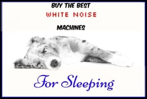 Insomnia Busting White Noise Machines for Sleeping