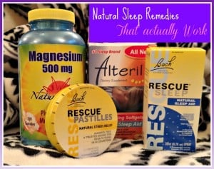 Natural Sleep Aids that Work