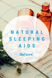 what are the best natural sleeping aids that work