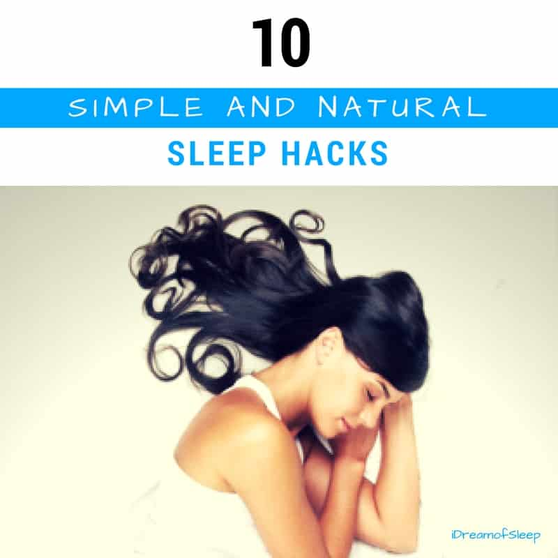 10 Natural Ways to Promote Sleep Effortlessly