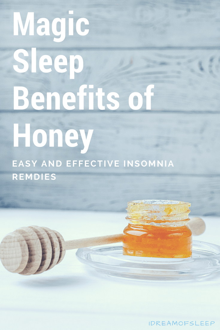 How to use honey as an insomnia busting sleep aid with these bedtime drink recipes.