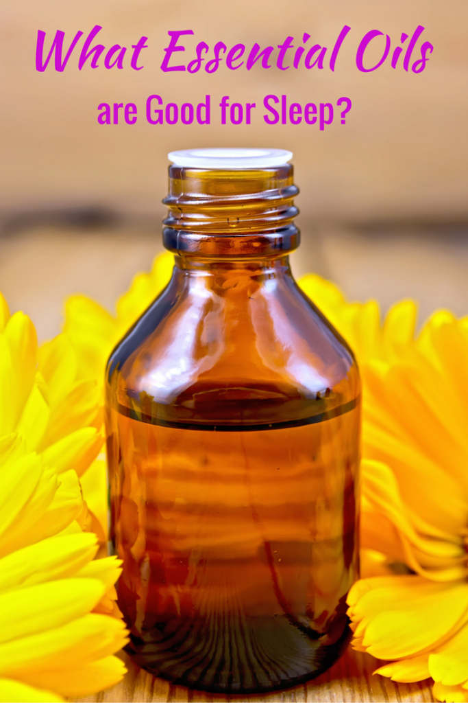 What Essential Oils are Good for Sleep?