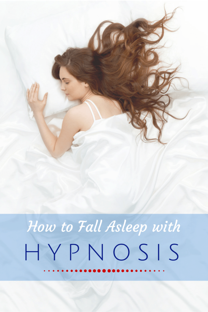 How to Fall Asleep with Hypnosis when you have a racing mind or insomnia
