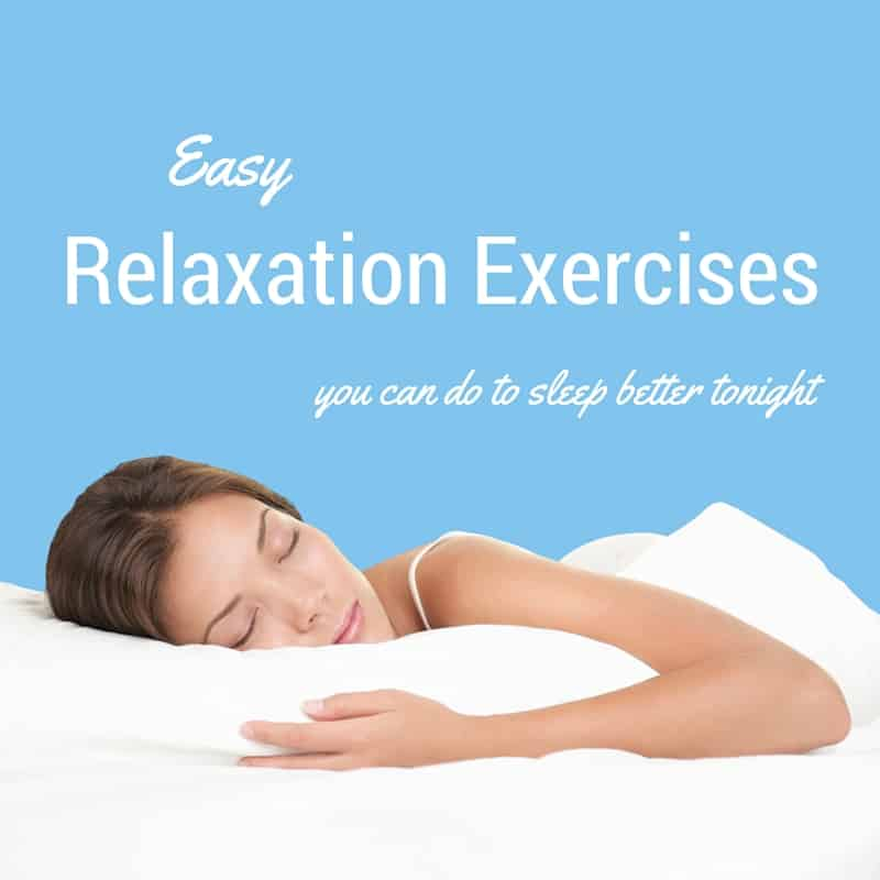 Easy Relaxation Exercises for Sleep: A Beginner's Guide