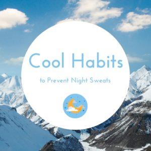 how to help night sweats
