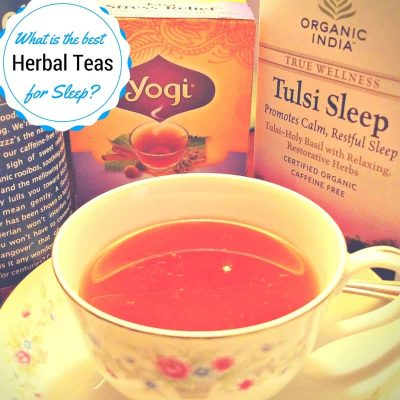 What is the best herbal teas for sleep Square