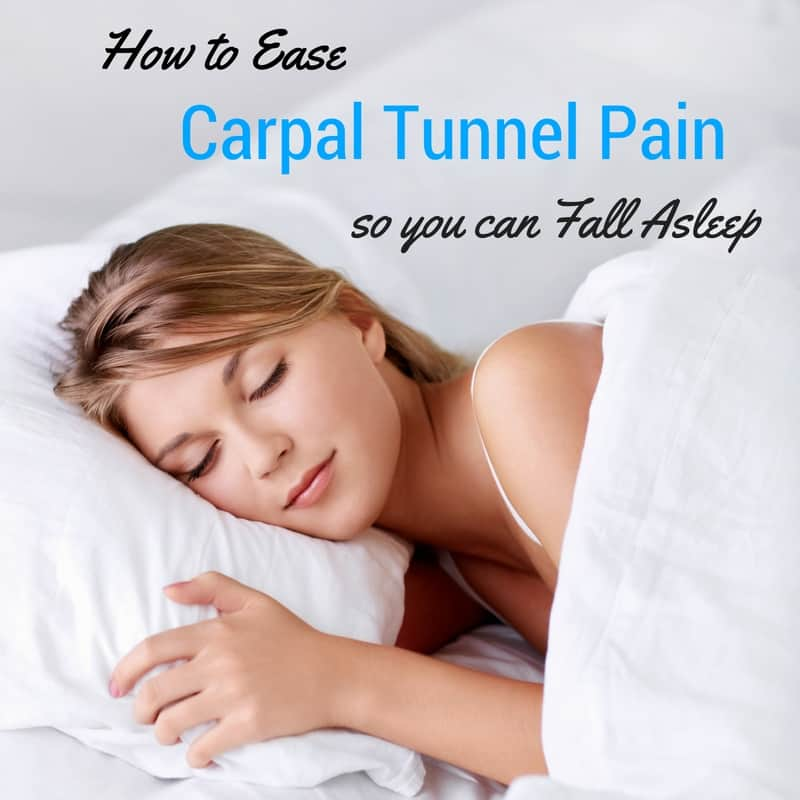 5 Surprisingly Simple Ways to Sleep Better with Carpal Tunnel Pain