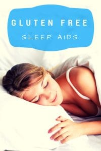 list of gluten free natural sleep aids