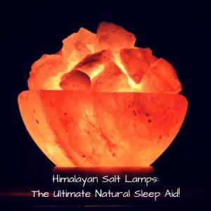 himalayan salt lamp sleep