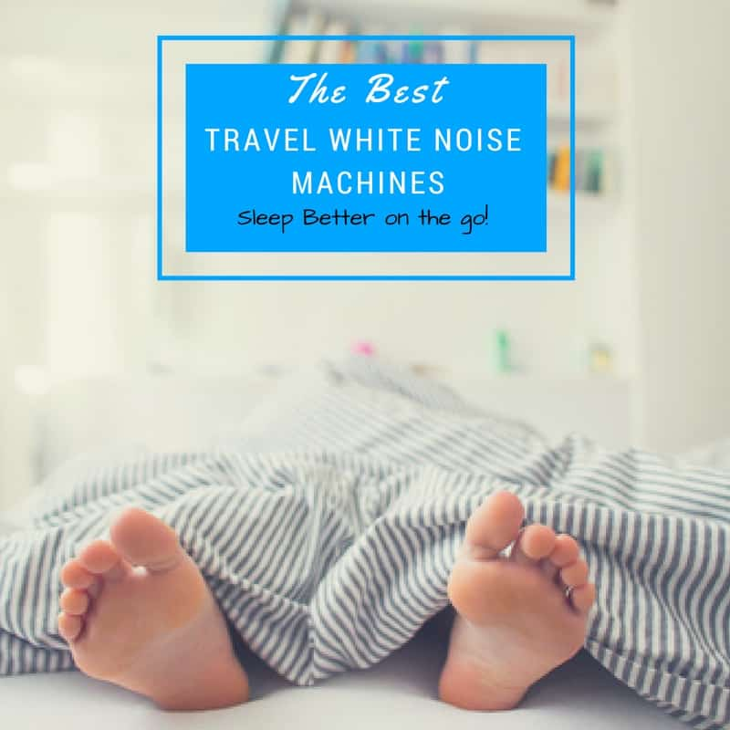 Travel Size White Noise Machine: Sleep Great on the Go