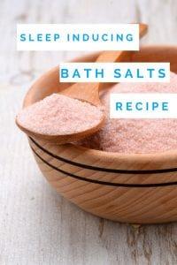 homemade bath salt recipe epsom salt
