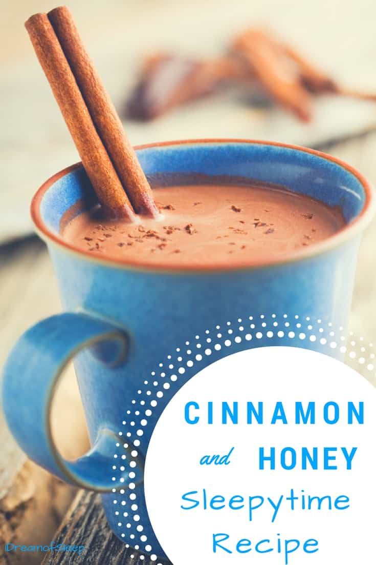 Have you ever thought about taking honey and cinnamon for sleep? Fall asleep naturally by making your own insomnia remedy. Here's a quick tutorial so you can make a cinnamon and honey sleep recipe to help you get sweet dreams tonight!