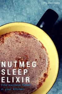 Milk and Nutmeg Sleep