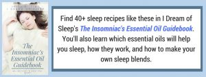 The Insomniac's Essential Oil Guidebook