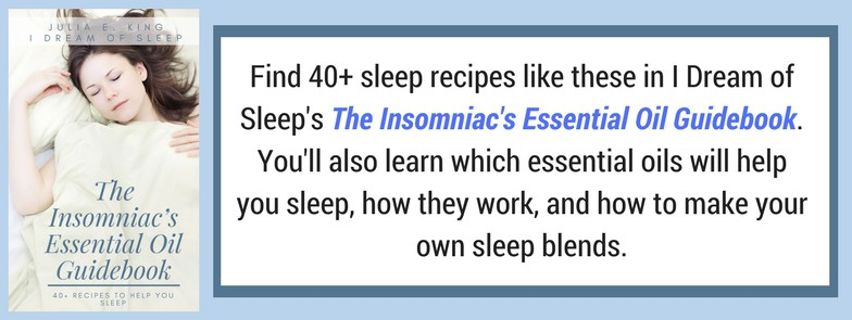 The Insomniacs Essential Oil Guidebook