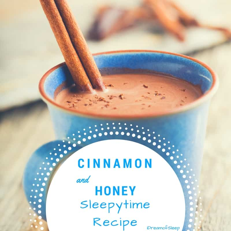 cinnamon honey sleep