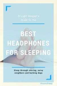 A light sleeper's guide to the best headband headphones for sleeping