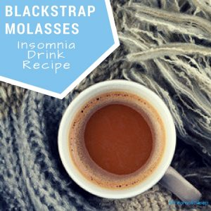 Crush Insomnia Effortlessly with a Blackstrap Molasses for Sleep Tonic