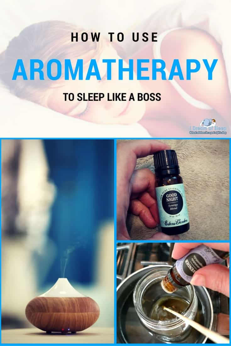 Discover how using aromatherapy oils for sleep may make you drowsy, calm your racing mind, and help you have a peaceful night's sleep.