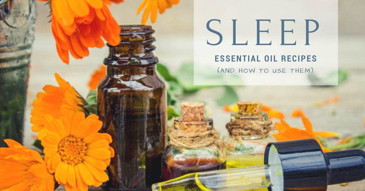 Natural Remedies To Help Me Sleep