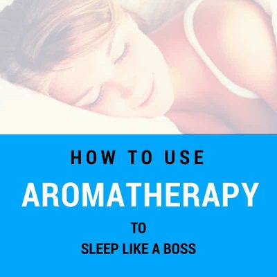 aromatherapy oils sleep