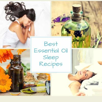 aromatherapy recipes for sleeping