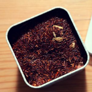 TRY HONEY AND ROOIBOS TEA TO SLEEP BETTER.