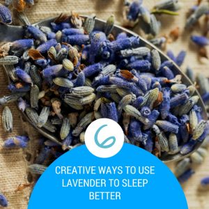 6 Creative Ways to Use Lavender to Sleep Better