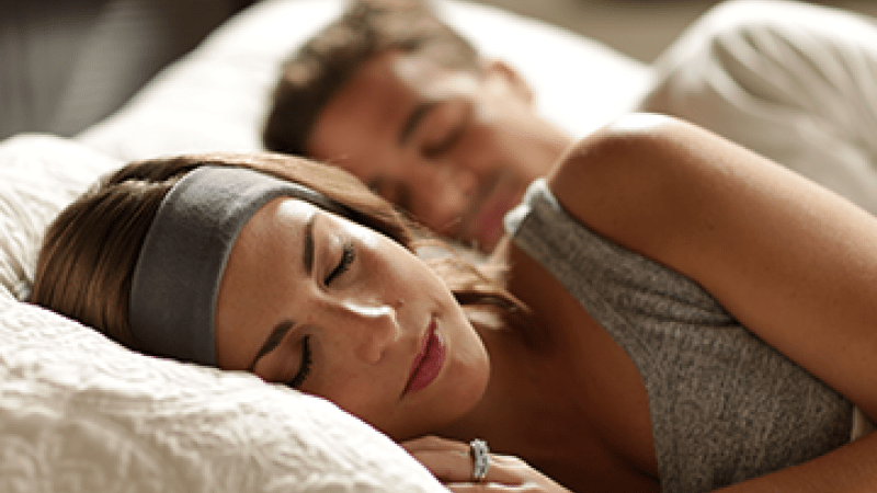 Wireless Sleeping Headphones for Napping and Sleeping