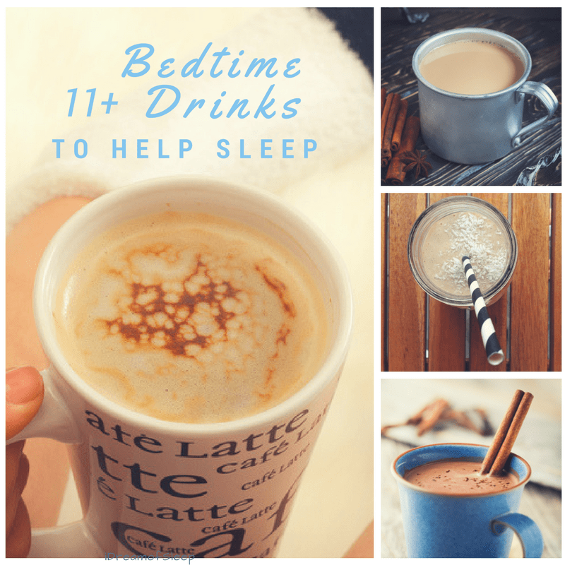 11+ Cozy Bedtime Beverages to Help you Sleep