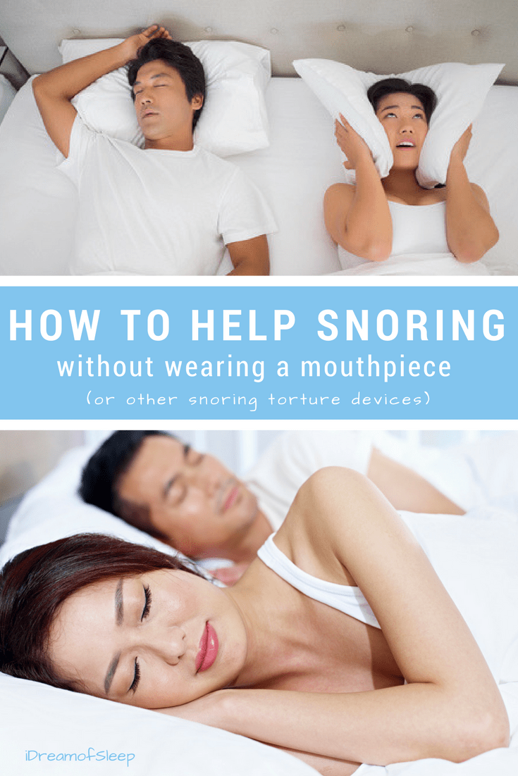 I didn't think an anti-snoring product was something my husband would be willing to wear. Snorelax is a pleasant surprise. My husband doesn't even know he's wearing them, and they have helped his snoring and he WANTS to wear them every night because they make him sleep better.