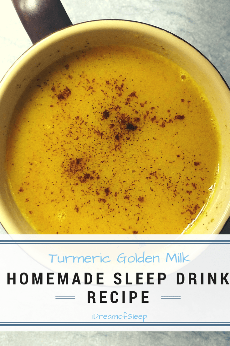 Does a lack of sleep keep you from having a good night? My favorite way to combat insomnia is by having a drink to help sleep, particularly turmeric golden milk recipe! Have a cup before bedtime to fall asleep fast. #sweetdreams #sleepaids #insomnia