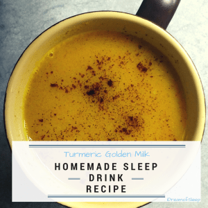 The Healthy Natural Homemade Sleep Drink you Need to Help Insomnia
