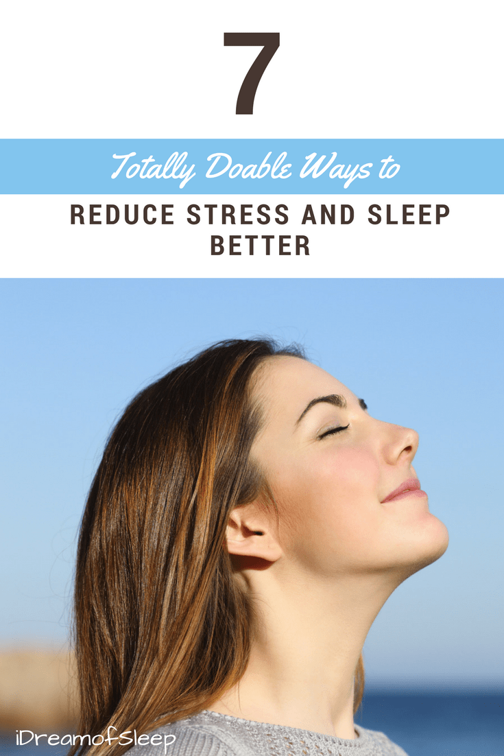 Taking steps to reduce stress and anxiety in my life was key to fighting my insomnia. You can't relax at night if you can't relax during the day! If you're looking to improve your sleep naturally, follow these top tips to reduce stress, sleep better, and live your best life. #naturalremedies #stressrelief #stressrelief