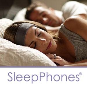 SleepPhones by AcousticSheep