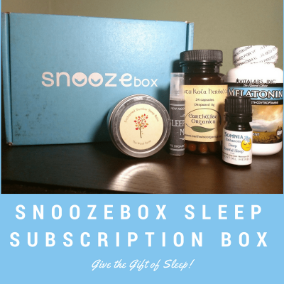 Snoozebox monthly subscription service for insomniacs