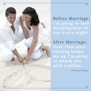 Funny quotes about snoring husbands that keep you up laughing