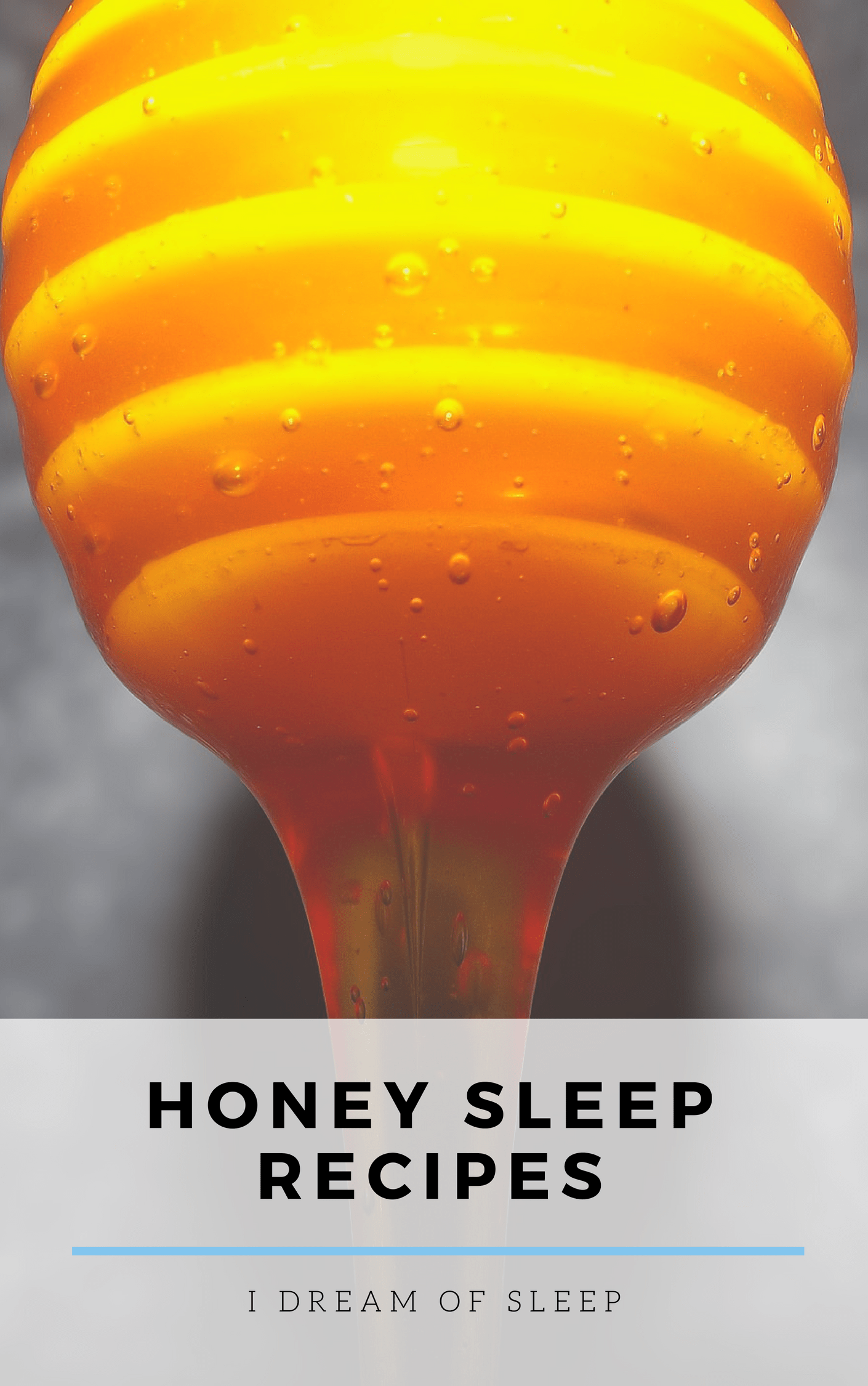 Honey Mini Ebook Cover