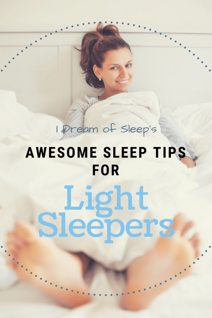 How to get deeper sleep at night with these light sleeper tips